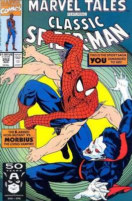 Marvel Tales (Grapa) #252