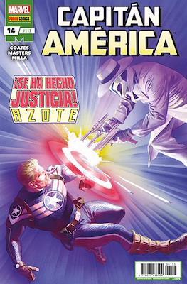 Capitán América Vol. 8 (2011-) (Grapa) #113/14