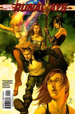 Runaways Vol. 2 (2005-2008) (Comic Book) #1