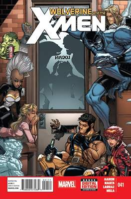 Wolverine and the X-Men Vol. 1 (Comic-Book) #41