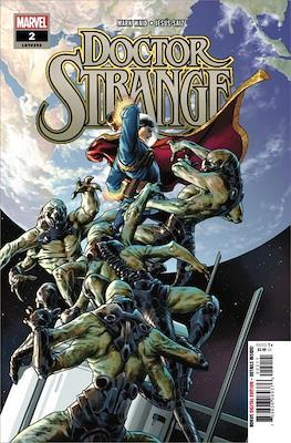 Doctor Strange (Vol. 5 2018-) (Comic book) #2