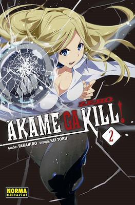 Akame ga Kill! Zero (Rústica con sobrecubierta) #2