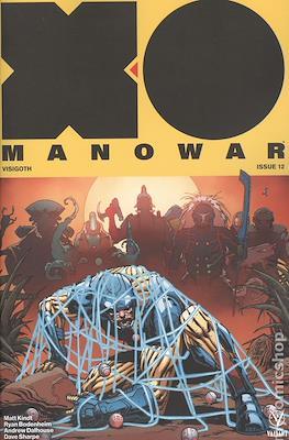 X-O Manowar Vol. 4 (2017-2019 Variant Cover) #12.1
