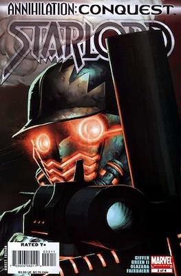 Annihilation: Conquest - Starlord (Comic-Book) #3