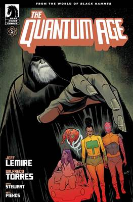 The Quantum Age - From the World of Black Hammer (Comic Book 28 pp) #5