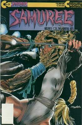 Samuree Vol.1 (Comic Book 32 pp) #2