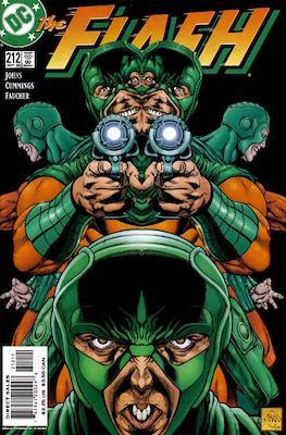 The Flash Vol. 2 (1987-2006) (Comic Book) #212