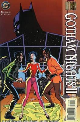 Batman Gotham Nights II (Comic Book) #3