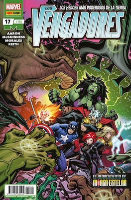 Los Vengadores Vol. 4 (2011-) (Grapa) #116/17