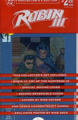 Robin vol. 3 Cry of the Huntress (Comic-Book) #3
