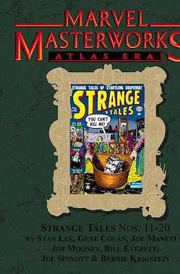 Marvel Masterworks (Hardcover) #113