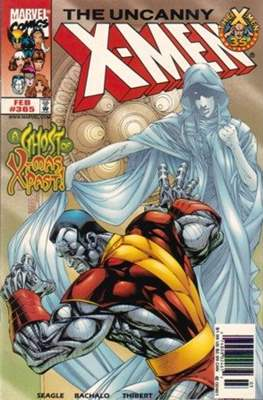 The Uncanny X-Men (1963-2011) (Comic-Book) #365