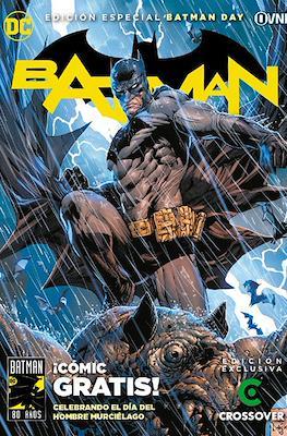 Edición Especial Batman Day (2019) Portadas Variantes (Grapa) #7
