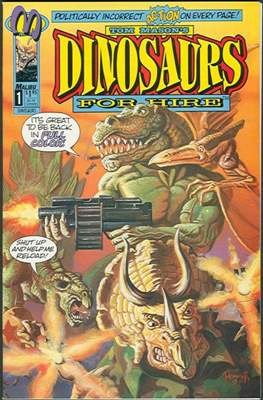 Dinosaurs for Hire Vol. 2