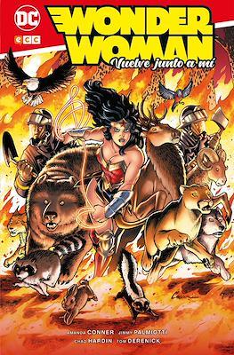 Wonder Woman: Vuelve junto a mí (Cartoné 160 pp) #
