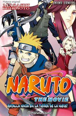 Naruto Anime Comics (Rústica con sobrecubierta) #2