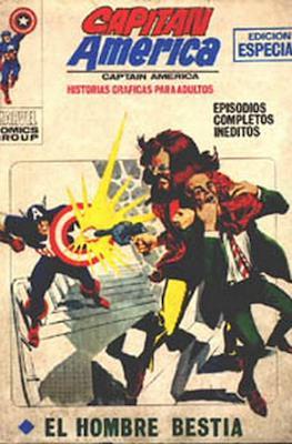 Capitán América Vol. 1 #8