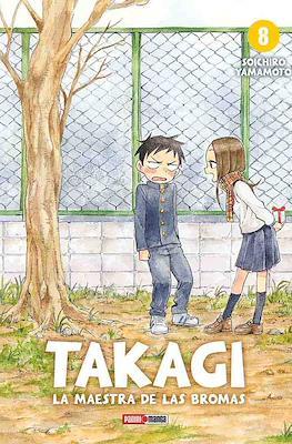 Takagi: La maestra de las bromas #8