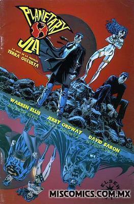 Planetary / JLA La Liga de la Justicia - Terra Occulta