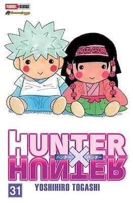 Hunter X Hunter (Rústica) #31