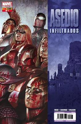 Asedio: Infiltrados (2010) (Grapa) #1