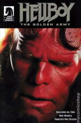 Hellboy The Golden Army (grapa) #1