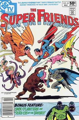 Super Friends Vol.1 (1976-1981) (Grapa, 32 págs.) #44