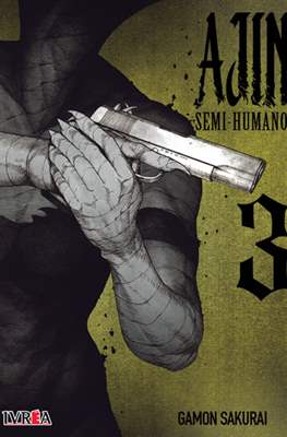 Ajin: Semi-Humano (Rústica) #3