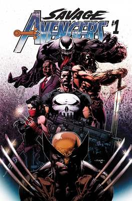 Savage Avengers (Comic Book) #1