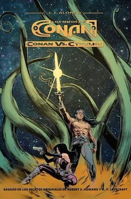 Conan vs Cthulhu