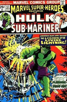 Marvel Super-Heroes (Grapa) #52