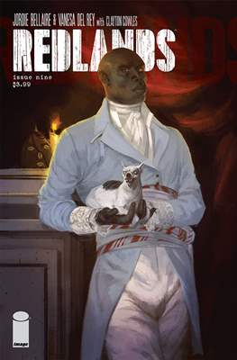 Redlands (Comic-book) #9