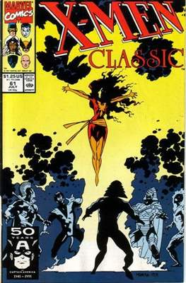 Classic X-Men / X-Men Classic (Comic Book) #61