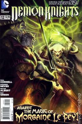 Demon Knights (2011-2013) (Comic-Book) #12
