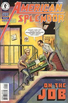 American Splendor - On the Job