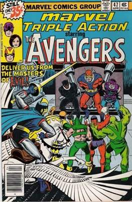 Marvel Triple Action Vol 1 (Comic-book.) #47