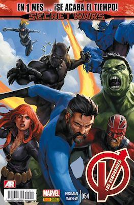 Los Vengadores Vol. 4 (2011-) (Grapa) #54