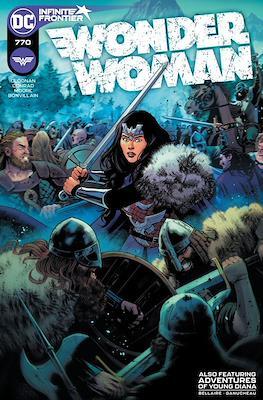 Wonder Woman Vol. 1 (1942-1986; 2020-) #770