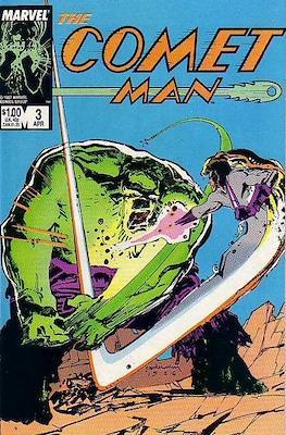 Comet Man (Comic-book.) #3