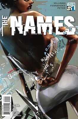 The Names (Grapa 32 páginas) #1