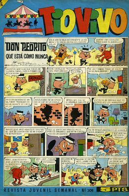 Tio Vivo. 2ª época (1961-1981) (Grapa) #308