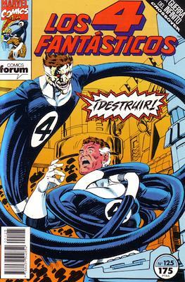 Los 4 Fantásticos Vol. 1 (1983-1994) (Grapa 36-32-24 pp) #125