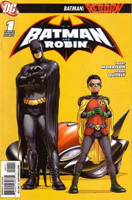 Batman and Robin Vol. 1 (2009-2011)