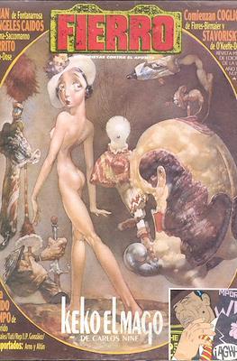 Fierro (Grapa (1984-1992) Primera época) #34