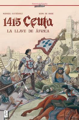 Historia de España en viñetas (Cartoné 56 pp) #9