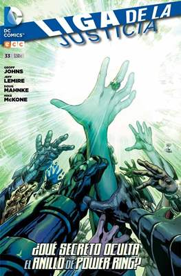 Liga de la Justicia. Nuevo Universo DC / Renacimiento (Grapa) #33