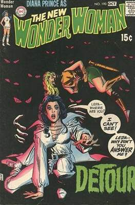 Wonder Woman Vol.1 (Comic Book) #190