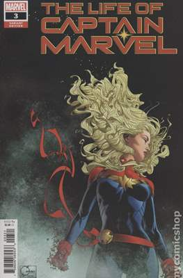 The Life of Captain Marvel (Variant Covers) (Comic Book) #3