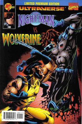 The Night Man vs. Wolverine #0 #0.1