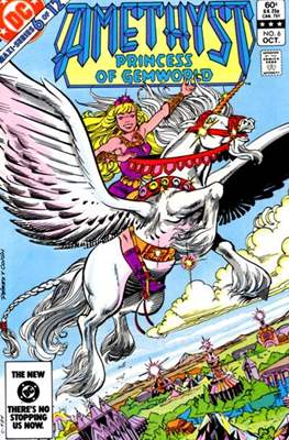 Amethyst, Princess of Gemworld Vol 1 #6